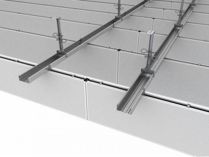 Lindner Lmd Metal Ceilings Eco Intelligent Growth