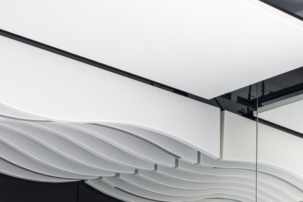 C2C Certified Lindner Metal ceilings