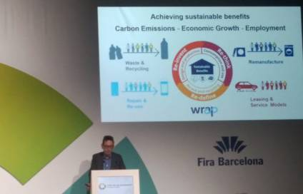 Circular Economy Summit, Marcus Gover (CO, WRAP)