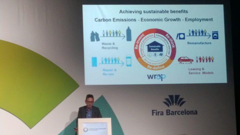 Circular Economy Summit, Marcus Gover (CO, WRAP)
