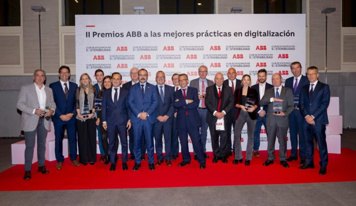 ABB Awards for Best Practices in Digitalization