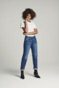 Classic five-pocket jeans C2C Certified®