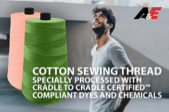 Cotton Sewing Thread C2C Certified®
