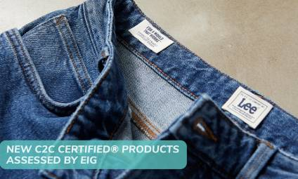 New C2C Certified® products assessed by EIG